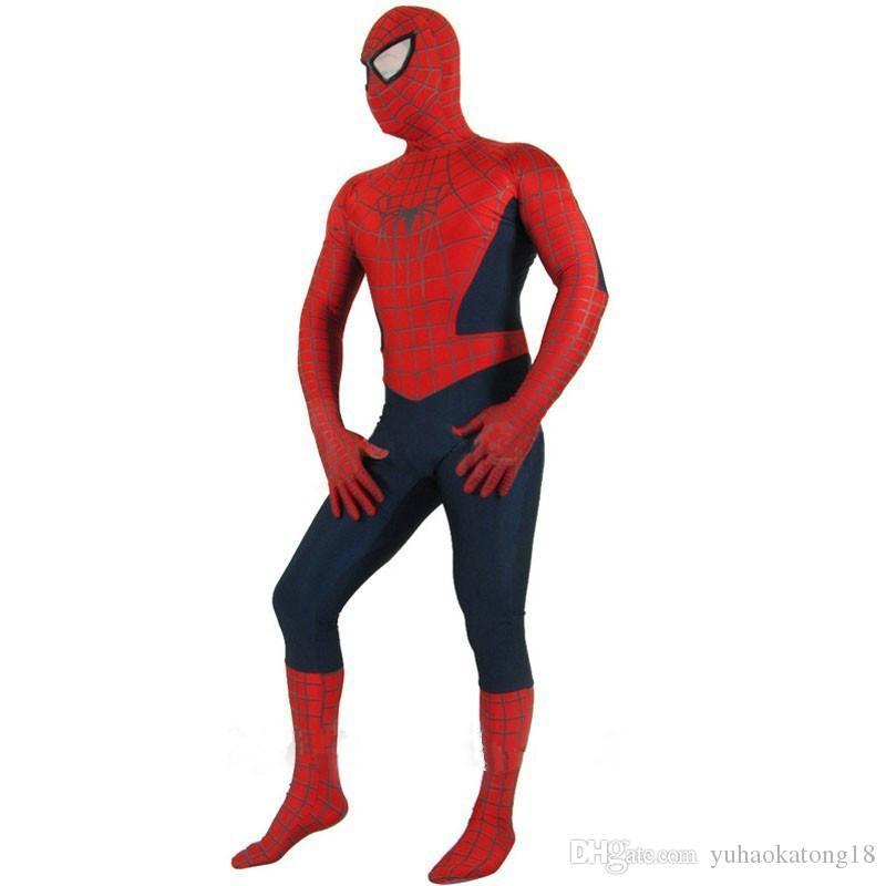 Großhandel Superman Cartoon Maskottchen Kostüme Kleidung Erwachsene ...
