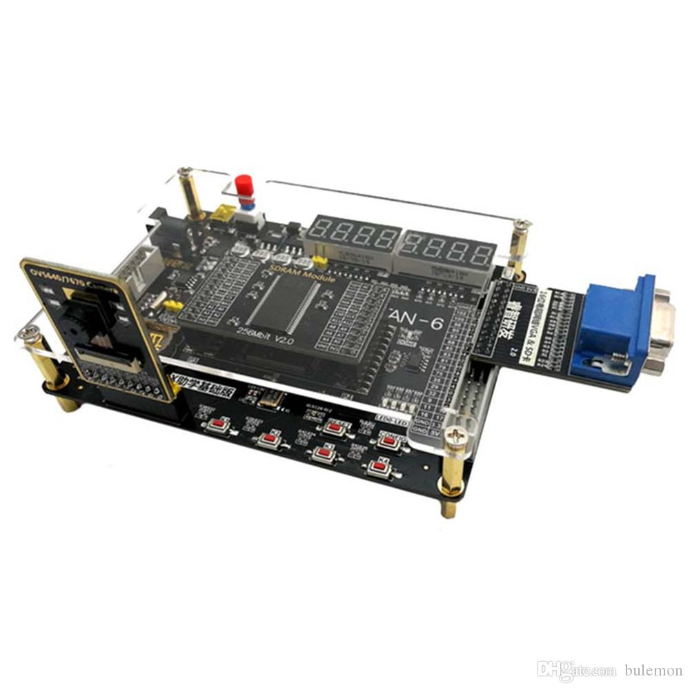 Xilinx FPGA Development Board Kit Spartan-6 XC6SLX9 Development Board  256Mbit SDRAM VGA Module