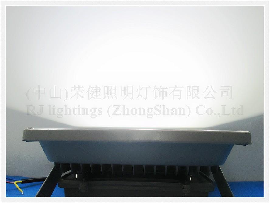 야외 LED 홍수 빛 램프 50W LED 빛 LED 광고 빛 50W 4000lm AC85-265V IP65 방수 자리 투광 조명