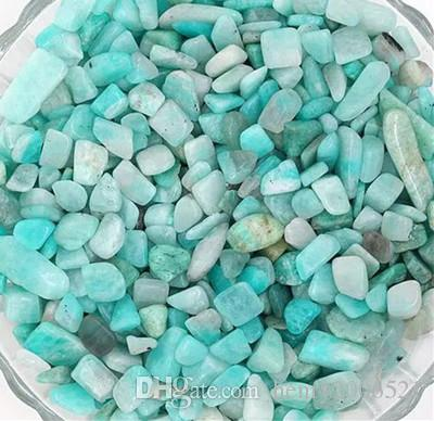 100g Natural Mix Color Agate Crystal Gravel Tumbled Stones Degaussing