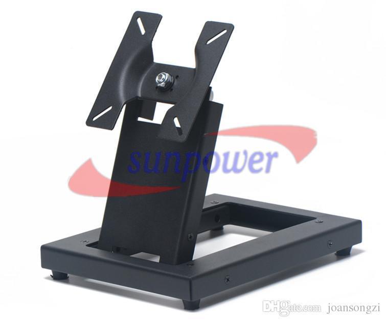 universal 14 24 inch lcd led monitor flat tv wall mount stand bracket vesa 75 100mm by fedex ie from joansongzi dhgatecom