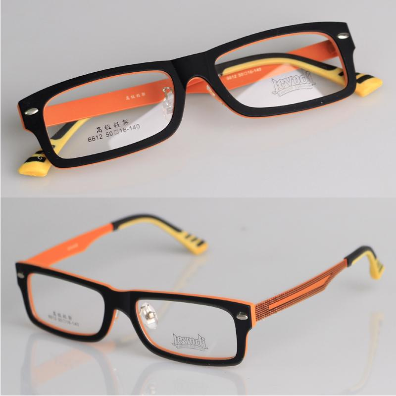 d9a76377f62 Aceate Full-Rim Frames Eyeglasses Frame Men Fashion Glasses Frame ...