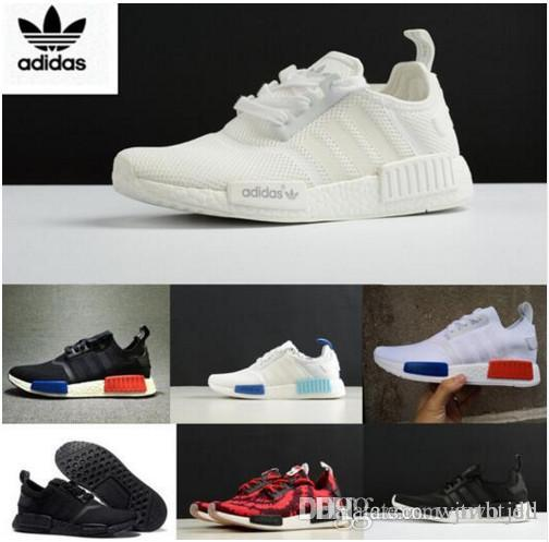 85ea83f3e412 2019 NMD Originals Runner PK Xr1 Black 1212 Men And Women Classic Fur  Sneakers Fashion Campus Lovers Running Shoes R1 Ultra Boost From Jtrthtjed