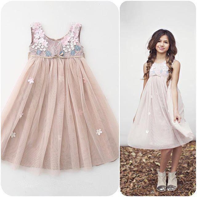 Großhandel Baby Kleider Kinder Schönes Kleid Für Kinder Sleeveless ...
