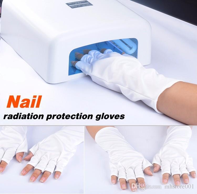 Uv Protection Nail Art Uv Gel Anti Uv Glove For Uv Light Lamp ...