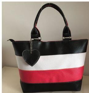 Designer Shoulder Bags HOT New Popular Korea Fashion Style Women's Handbags Fashion Mixed Colors Pop Hit Color for Lady Handbag Tote Bags