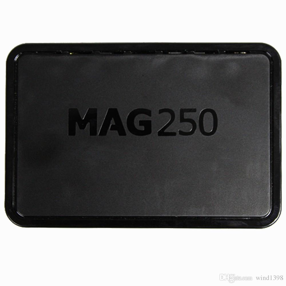MAG250 Smart TV Box linux Operating System IPTV Set Top Box Without Iptv Account MAG 250 Iptv Decoder