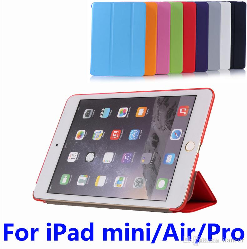 for apple ipad mini 1 2 3 4 air pro retina folding protector smartfor apple ipad mini 1 2 3 4 air pro retina folding protector smart magnetic leather case cover slim auto sleep wake 8 inch tablet case keyboard bags china