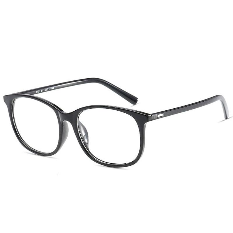 e754bce8e751a Compre Óculos De Armação Lentes Claras Armações De Óculos De Armação De  Óculos De Armação De Olho Para As Mulheres Homens Armações De Óculos  Ópticos ...