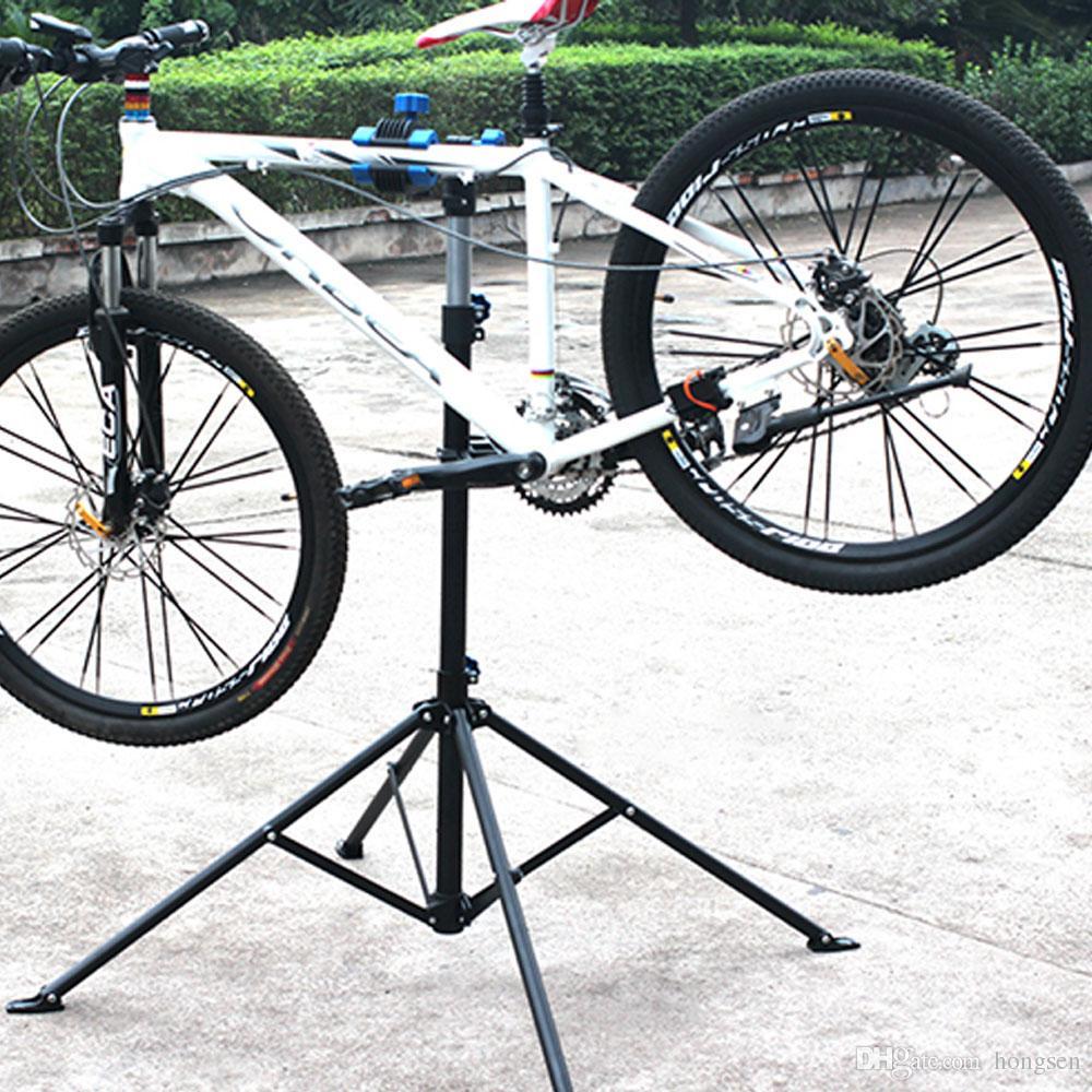 2018 Bike Repair Station Maintenance Frame Repair Rack Bicycle