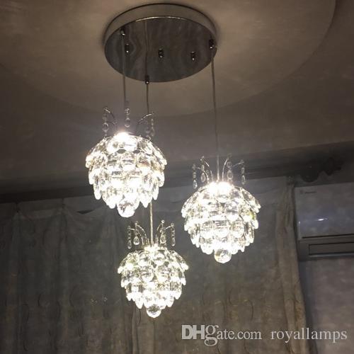 Grosshandel Kuche Bar Pendelleuchte Esszimmer 3 Lichter Restaurant