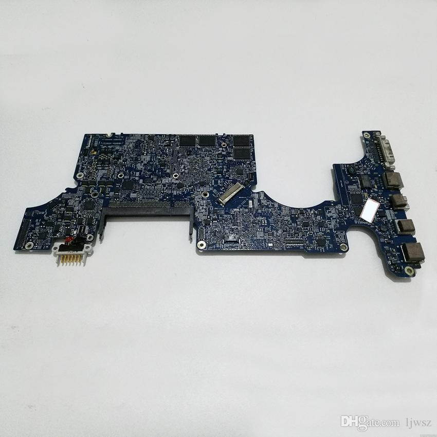 """661-4963 Motherboard For MacBook Pro 17"""" A1261 Logic Board 820-2262-A CPU 2.50GHz T9300 MB166LL/A 2008"""