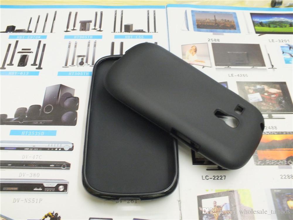 TPU Silicone Rubber Soft Case For Samsung Galaxy S3 MINI I8190 Grand J2 Prime Plus G532F G532 Back Skin Cover Phone Protective Bag
