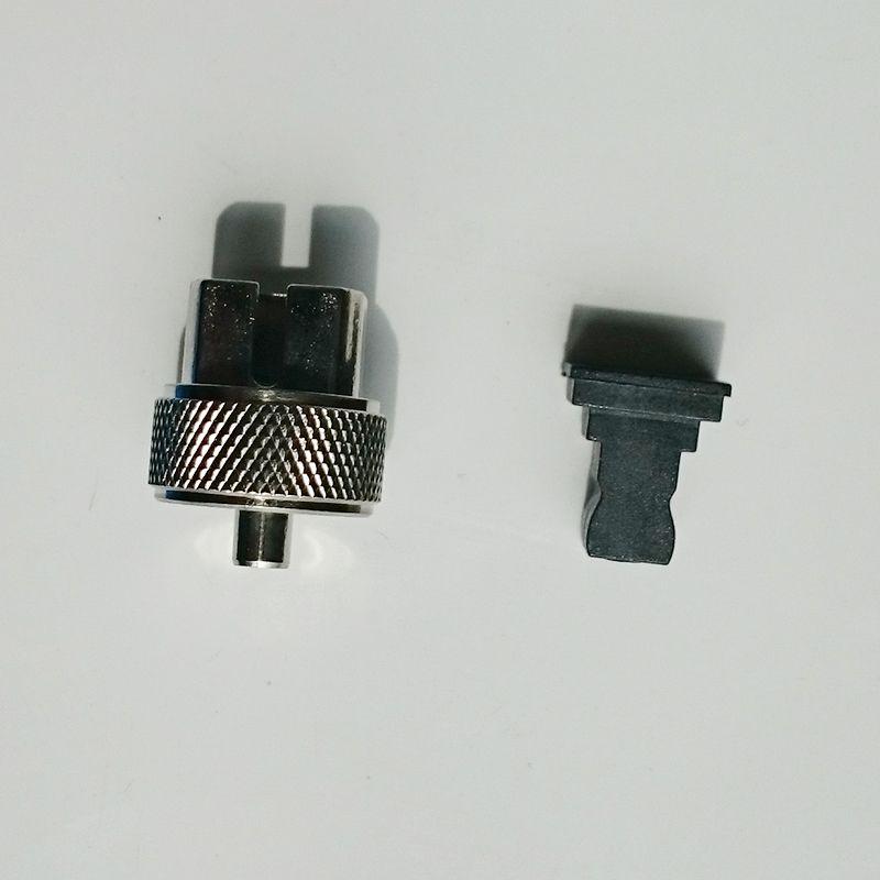 TriBrer AOR500 / AOR500S, Grandway FHO5000, ShinewayTech S20, DVP / RUIYAN / DEVISER AE2300 / 3100 / 4000 용 OTDR SC 어댑터