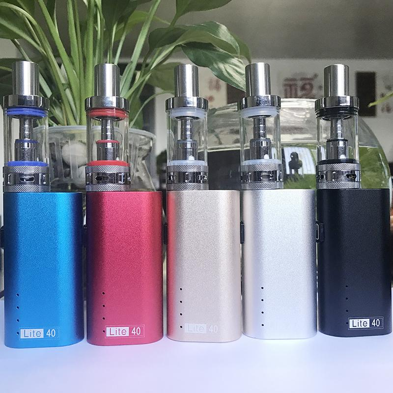 Jomo Lite 40w E scatola cig Mod Lite 40w kit mod vapore 3ml Vaporizzatore VS Kanger Kbox 120W 0268004-1
