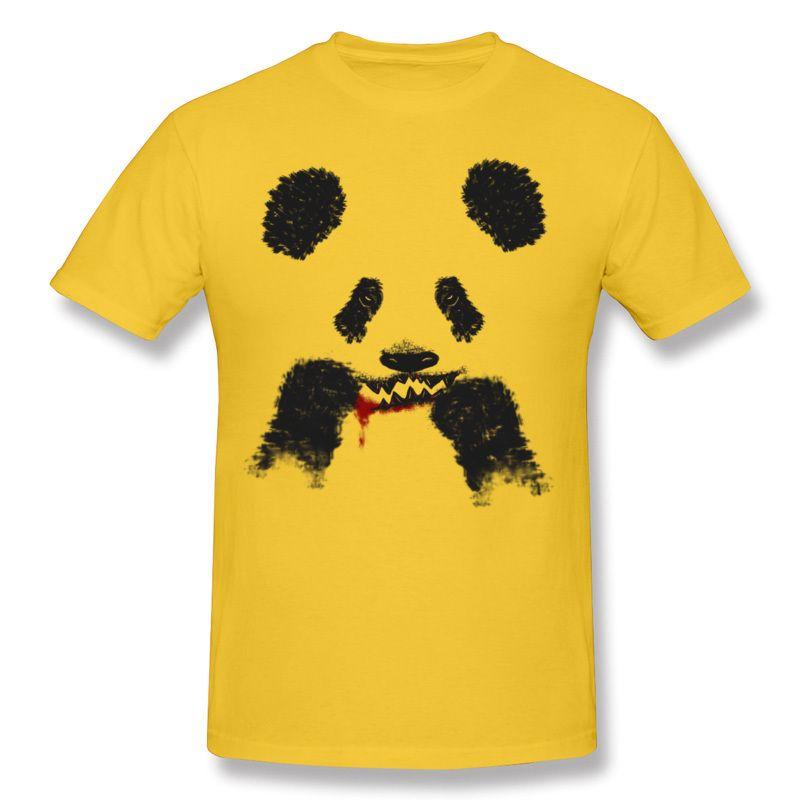 Print mens t shirts casual white Lucha de oso Panda T Shirt 3d Men Short Sleeve Tee Shirts round neck