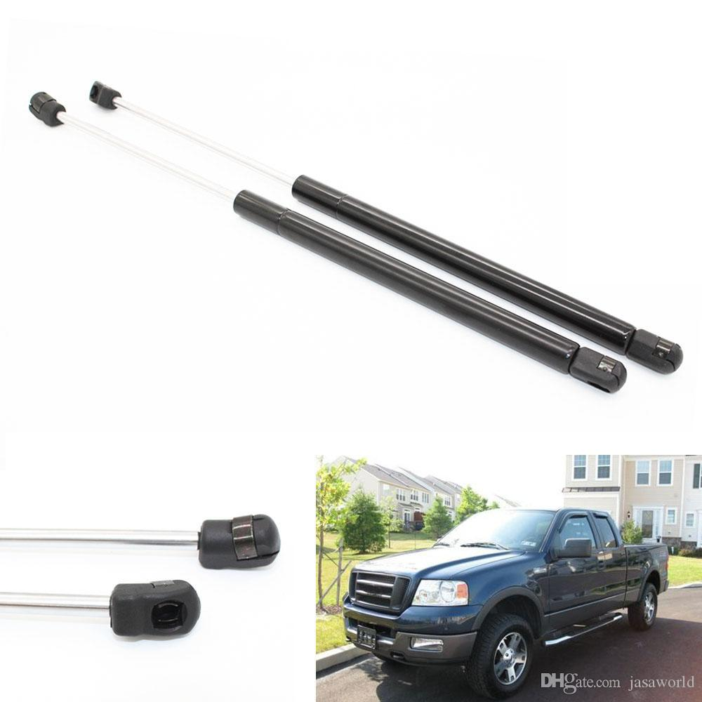 Fits For Ford F  Front Hood Gas Spring Lift Supports Struts Prop Rod Arm Shocks   Parts For My Car Parts For Old Cars From Jasaworld