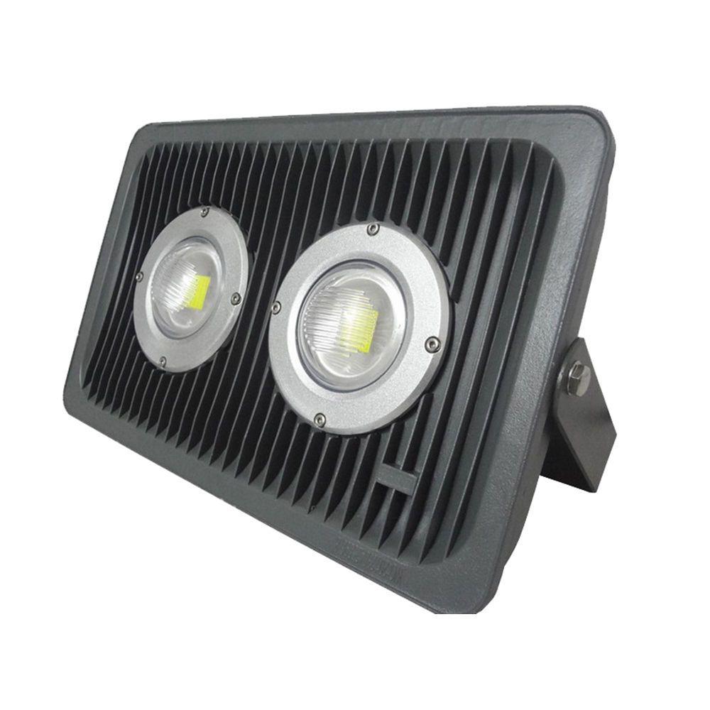 Luz de inundação LED 100W Outdoor Living impermeável paisagem lâmpada LED Spotlight