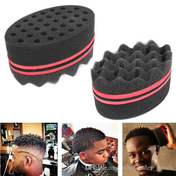 Sponge Hair Brushes Barber Create Hairstyles For Short