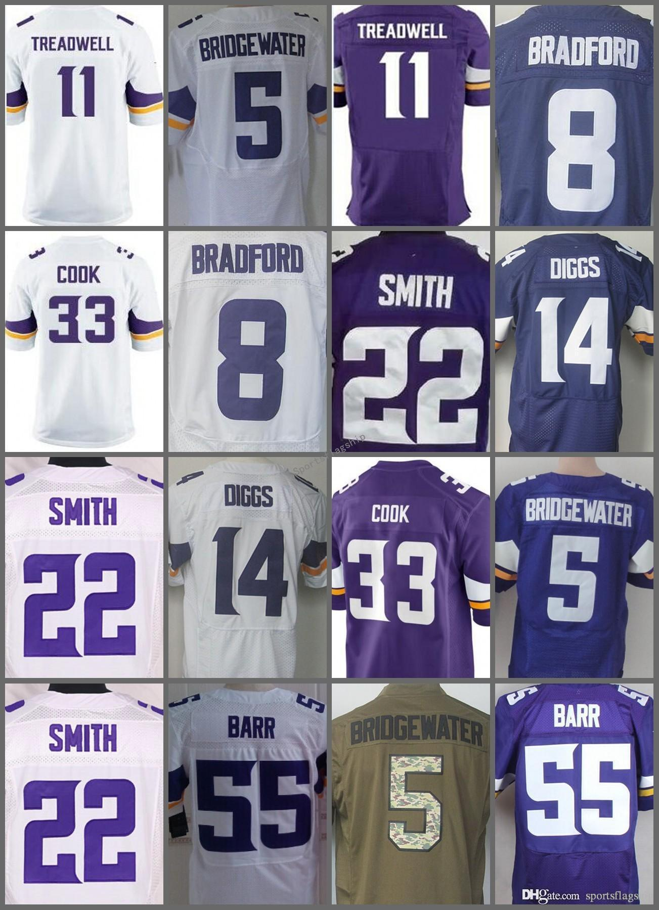 ba939608 nike vikings 22 harrison smith navy womens stitched nfl limited nfc ...