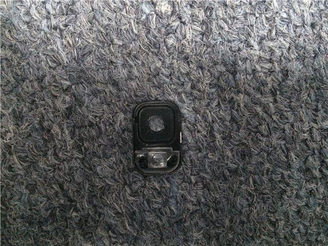Orijinal Yeni Arka Kamera Cam Lens Kapağı Çerçeve Tutucu Onarım Samsung Galaxy NOT 3 N900 N9005 100 adet / grup ücretsiz kargo