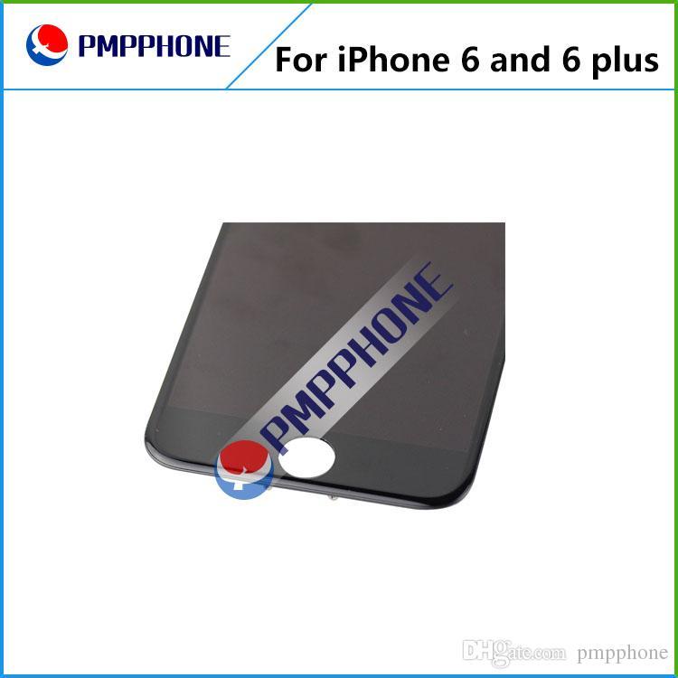 Grade AAA качество iPhone 6 iphone 6 Plus ЖК-дисплей Touch Digitizer Полный экран с рамкой Полный монтаж Замена бесплатная доставка
