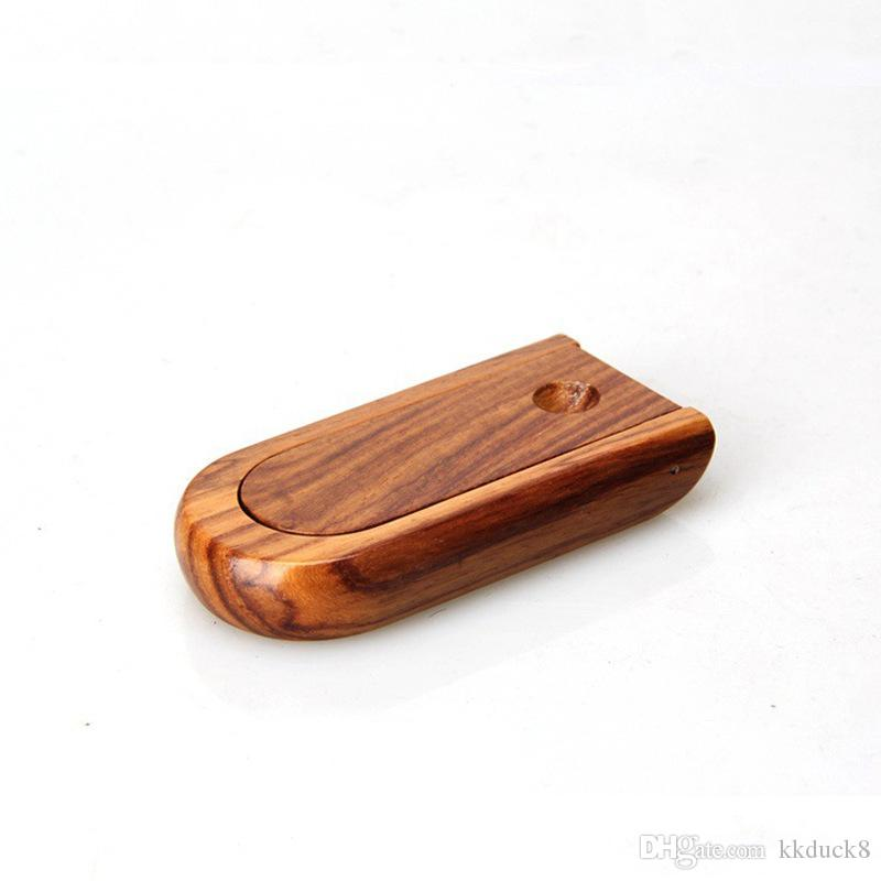 KKDUCK Durable Foldable Wooden Pipe Holder Wood Smoking Pipe Stand Retail Collapsible High Quality Good Gift