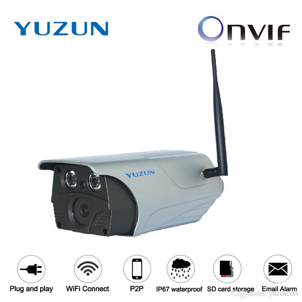 960P remote monitor wireless access point WiFi outdoor security aluminium  can be soaked in water cctv wireless camera bullet IP67 waterproof