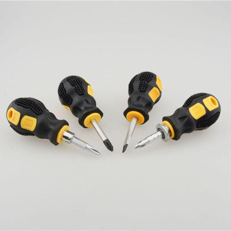 Mini oluklu phillips tornavida teleskopik turp ultrashort tornavida uçları tiny tornavida aracı dar alan kullanımı
