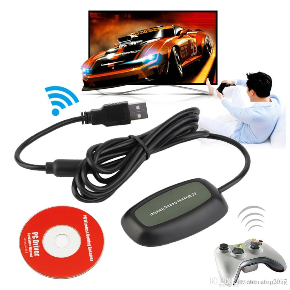 Usb pc wireless gaming receiver for xbox 360 controller microsoft usb pc wireless gaming receiver for xbox 360 controller microsoft xbox360 console gamepad adapter accessories windows 78 adapters for europe serial usb ccuart Gallery