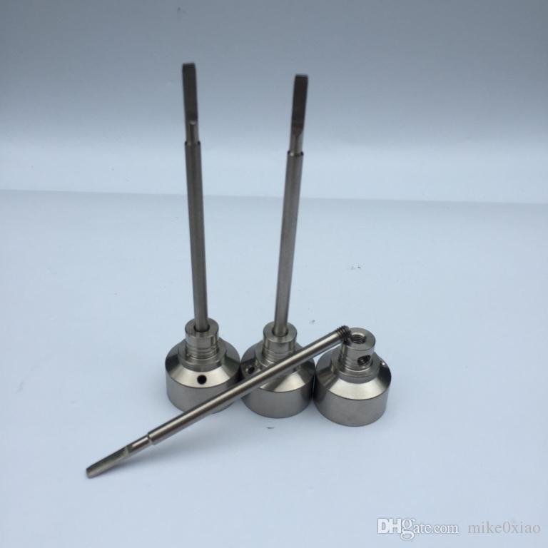 Mais recente premium E magnética carcerador de cera cap vaporizador caneta prego substituição portátil carb cap grátis