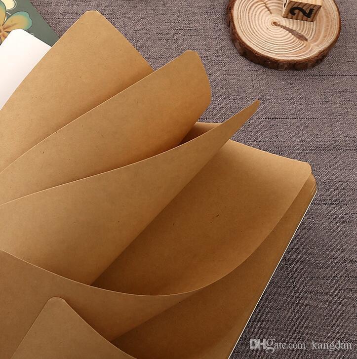 Bloc-notes Halloween Cahier de notes Notes Bloc-notes La mode, cadeau de Noël, cahiers en papier kraft, journal coloré, journal, journal