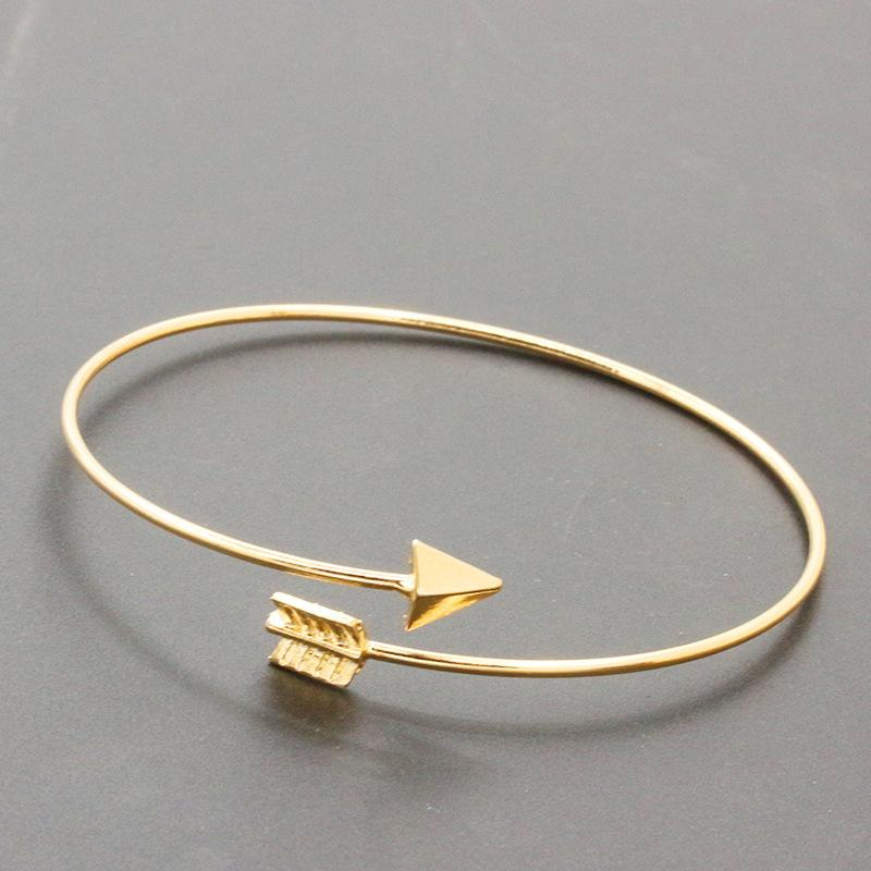 fashion pendants product bangle arrow charm women silver wholesale bracelet gold cuff fine bangles bracelets for jewelry men