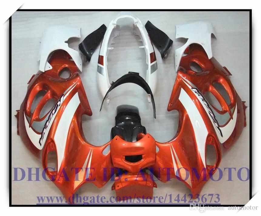 Оранжевый белый высококачественный обтекатель 100% подходит для Suzuki GSX600F / 750F 2003-2006 2004 2005 Katana GSX 600F 03-06 Katana # VH733