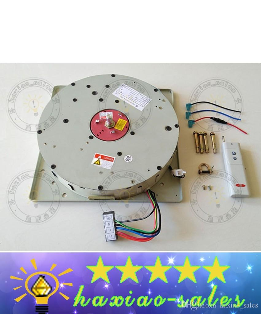 Remote Control Winch Motor Reversing Controller And Contactor For Coralhome Auto Controlled Hoist Crystal Chandelier Lighting 850x1020