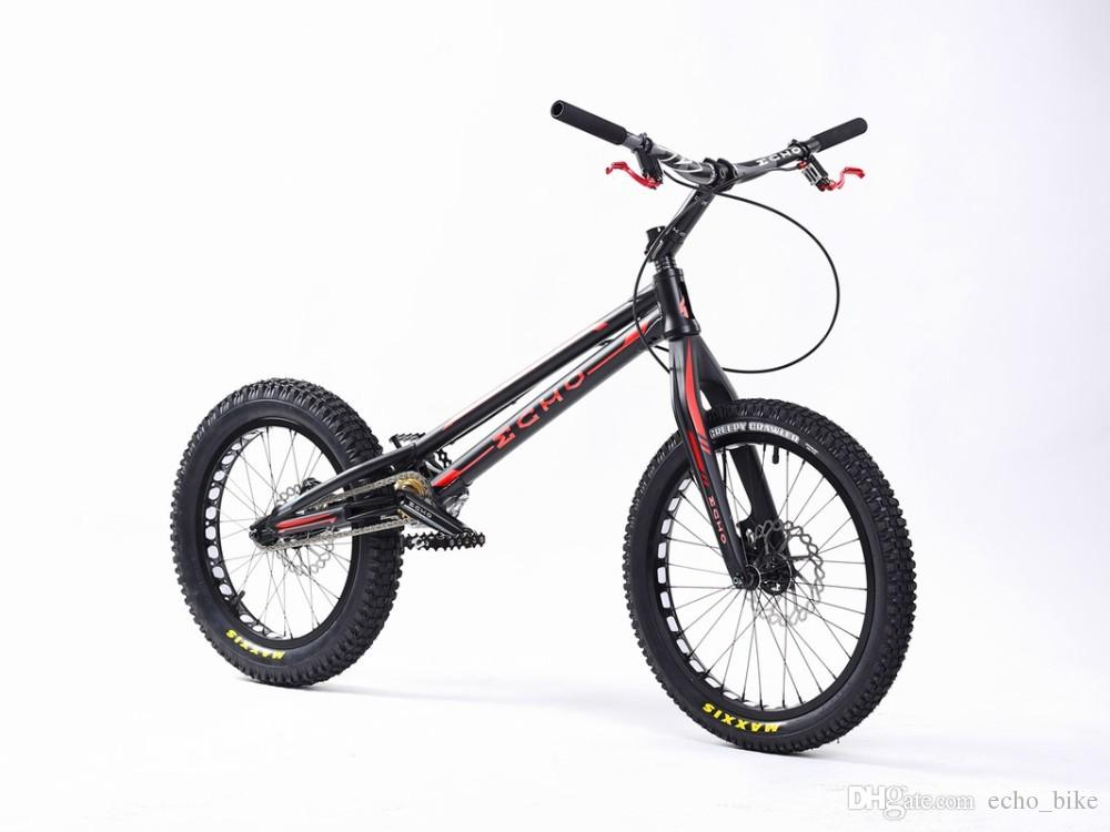 Top Echo Mark Ti Pro 20 Complete Trial Bike Jump Bike Carbon Fork