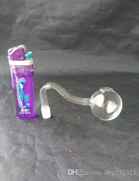 vente en gros livraison gratuite ----- S transparent verre à bulles grand pot