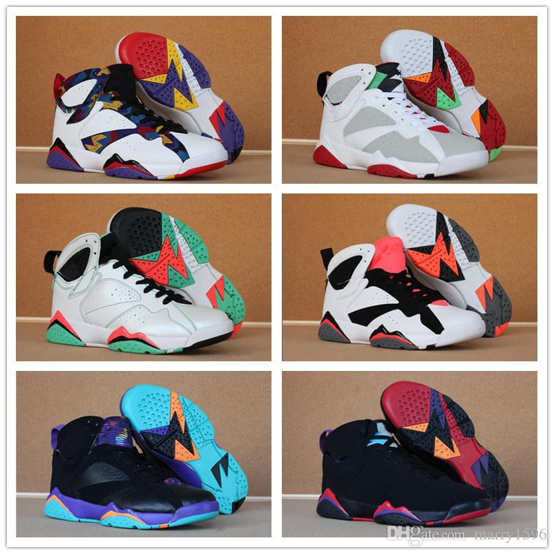 High Quality New 7 Bordeaux Olympic Tinker Alternate Men Basketball Shoes 7s Hare University Blue French Blue GMP Raptor Sneaker Eur40-47 many kinds of online clearance popular with mastercard online free shipping authentic sale get authentic yGn8jWD0u
