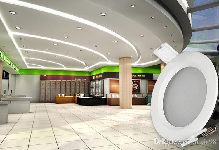 Wholesal Preis 15W LED Deckeneinbau AC85V-265V vertiefte wasserdichte IP65 LED Wandleuchte Spot-Licht mit LED-Treiber für Hauptlicht