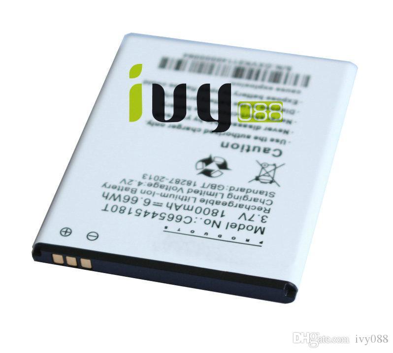 / 1800mAh C665445180T قابلة للشحن بطارية الليثيوم-أيون لبطاريات Batteria Batteria Batteria