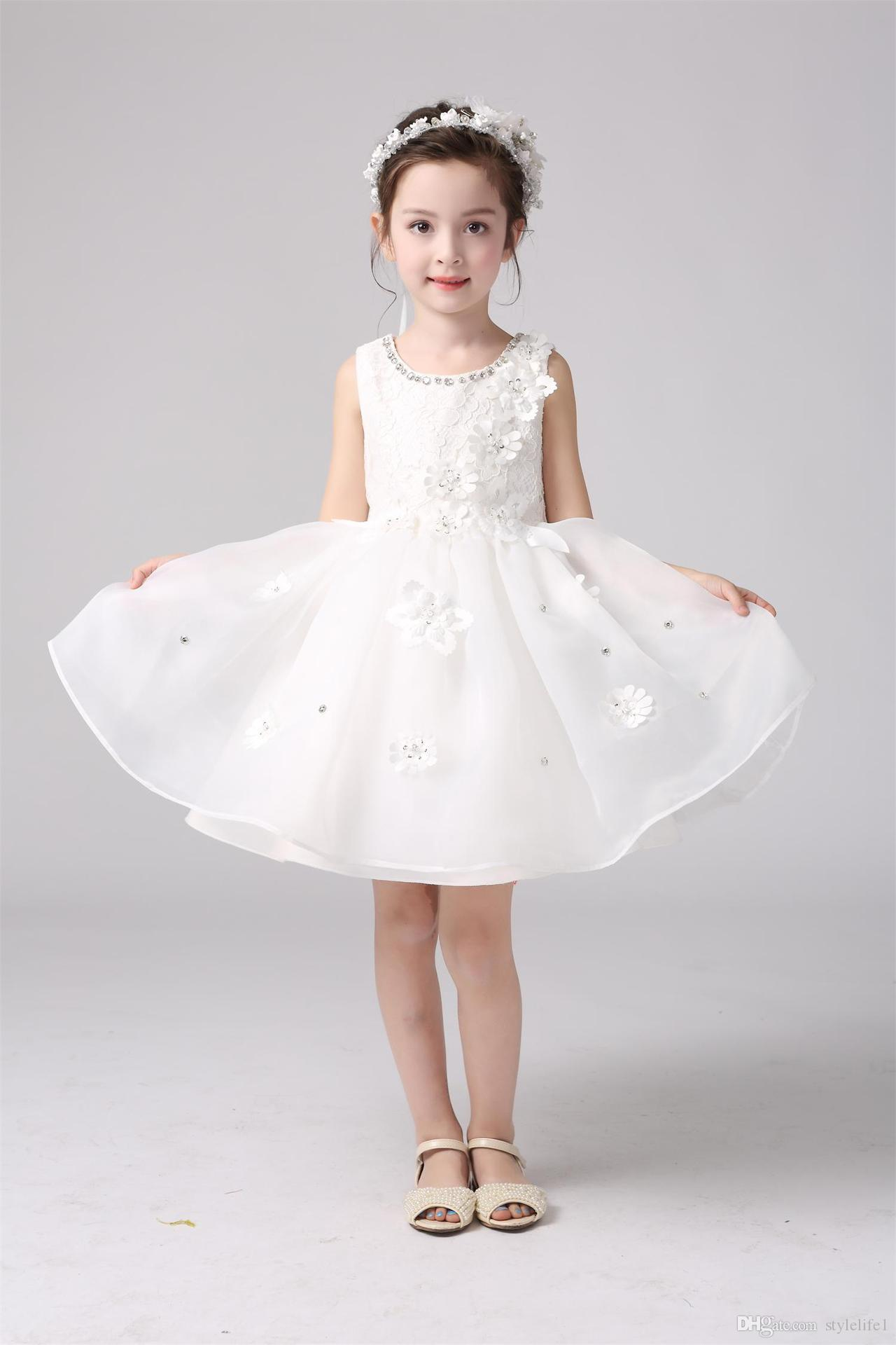 2016 new design childrens clothing princess bridesmaid flower girl 2016 new design childrens clothing princess bridesmaid flower girl dresses wedding party skirts for children girls lace dress for birthday wedding dresses ombrellifo Image collections