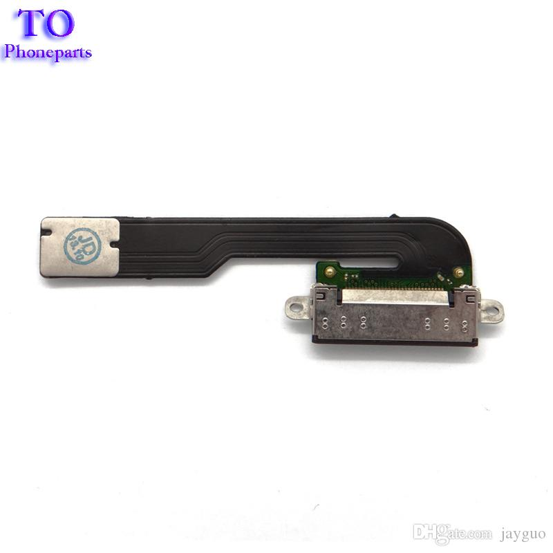 Charging Dock Port Flex Cable Ribbon IPAD2 Dock Connector Charge Flat Charger Flaxy For IPhone ipad2 IPAD 2
