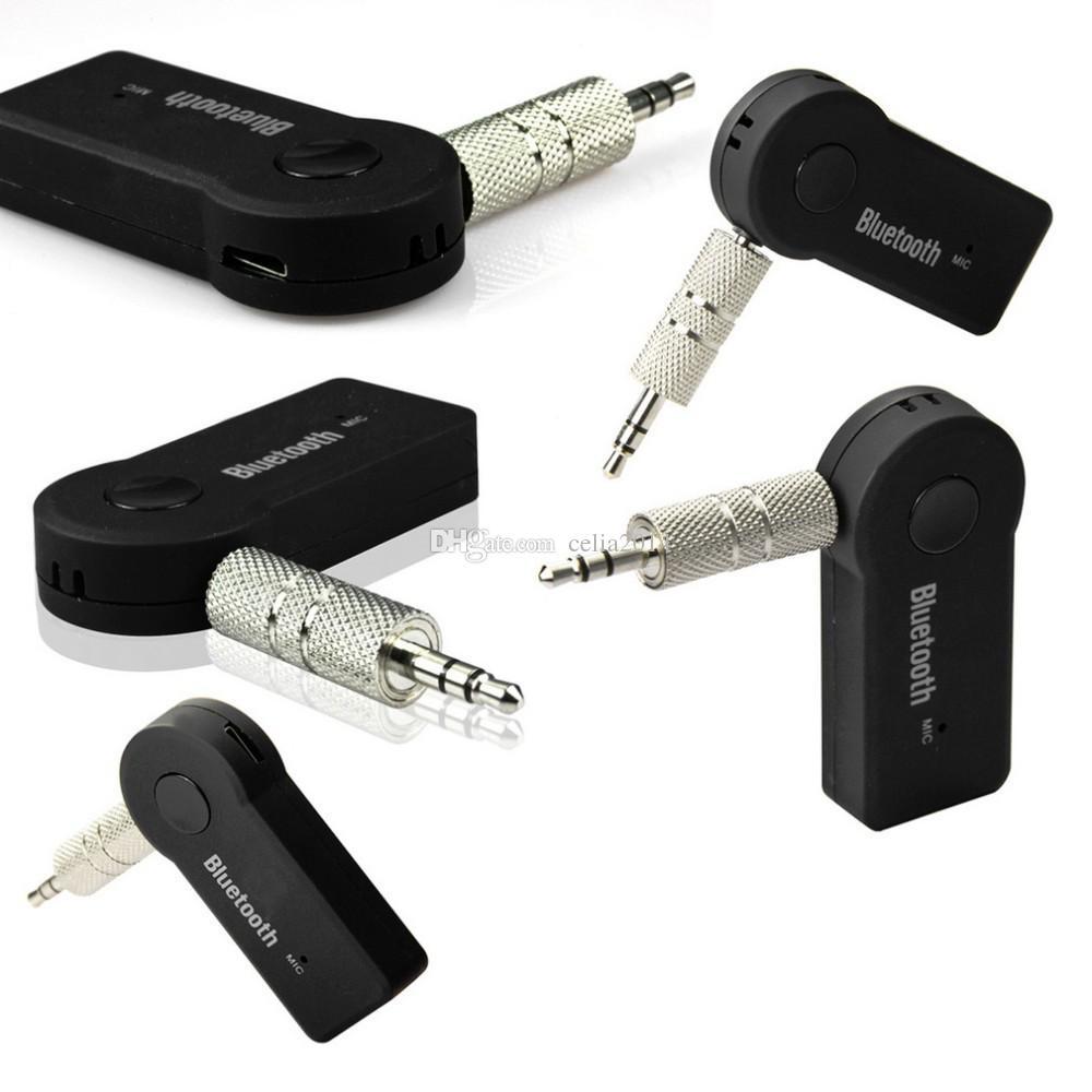 Son Blutooth Som Bleutooth Mini Sans fil Portable Récepteur Bluetooth Adaptateur Audio Musique Aux 3.5mm Haut-Parleur MIC Lecteur Portatil