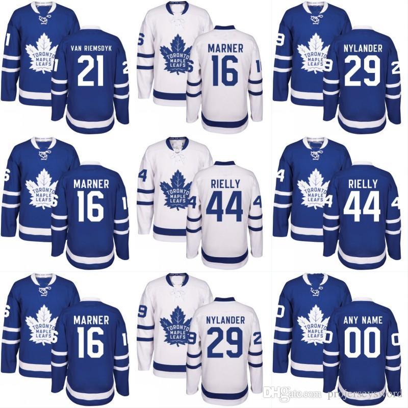 ... Youth Toronto Maple Leafs Jersey 43 Nazem Kadri 44 Morgan Rielly 46  Roman Polak 47 Leo 2018 New ... 8acb9b4cf