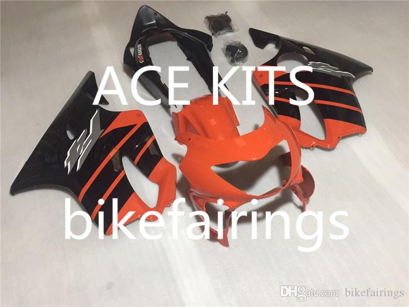 Three free beautiful gift and new high quality ABS fairing plates for HONDA CBR600RR F4 1999-2000 CBR600RR F4 99 00 Black Red