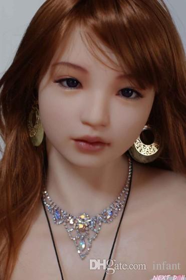 Muñeca real del amor del silicón de la muñeca del sexo Muñecas japonesas del sexo del tamaño real de la muñeca del sexo muñecas del silicón del pecho suave realista para los hombres 15