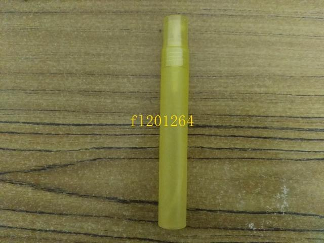 100 pçs / lote Fedex DHL Frete Grátis 30 ml Plástico Atomizador Garrafa Maquiagem de Viagem Perfume Spray Recarregável Garrafas