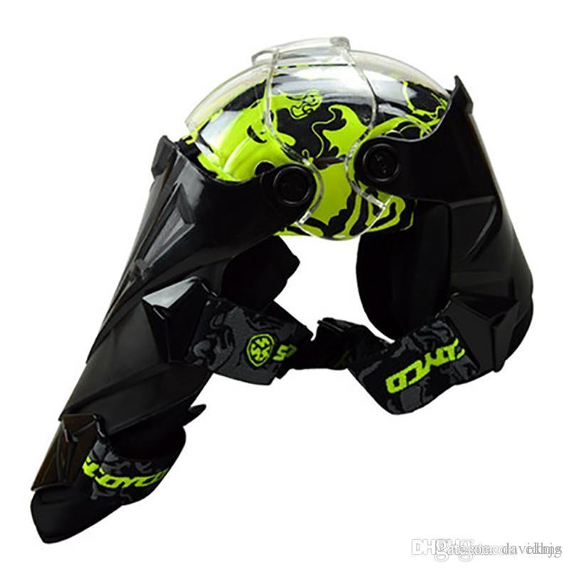 Scoyco K12 Verde joelheira de Proteção Da Motocicleta Knee pad Protetor Sports Scooter Motor-Racing Guardas Engrenagens de segurança Corrida cinta CE Aprovação