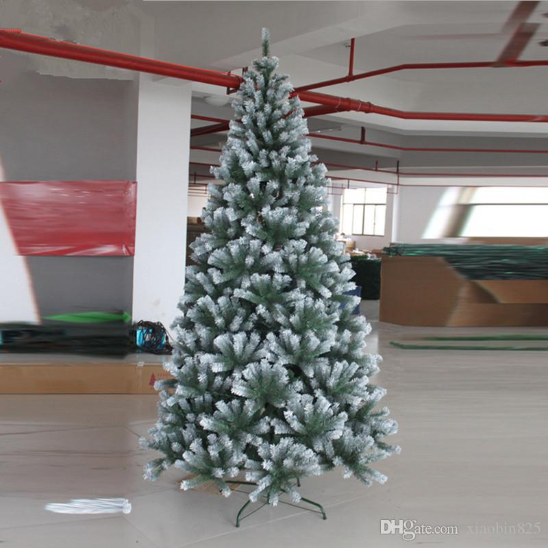 christmas new year first 21 m 210cm plus white spray snow christmas tree decorations christmas bazaar 210cm 21m christmas tree online with 31146piece