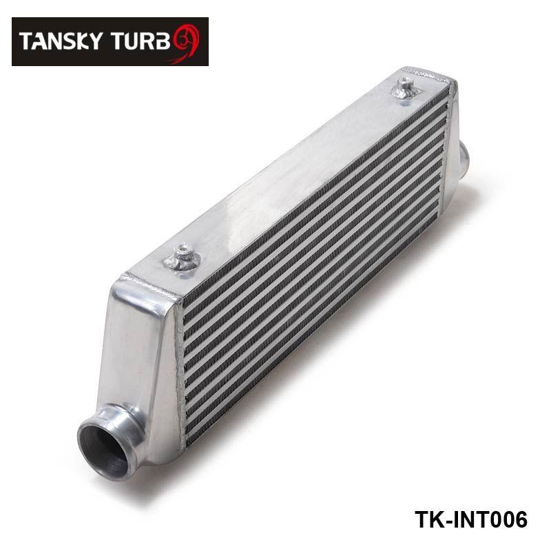 Tansky - 새로운 H G 500x180x65mm 유니버설 프론트 마운트 터보 인터쿨러 - 혼다 시빅 닛산 Toyota TK-INT006